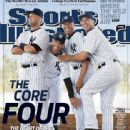 Derek Jeter - Sports Illustrated Magazine Cover [United States] (3 May 2010)