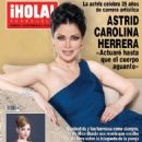 Astrid Carolina Herrera - Hola! Magazine Cover [Venezuela] (25 October 2012)