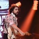Singer/songwriter Juanes performs during a stop of his Loco De Amor Tour at The Joint inside the Hard Rock Hotel & Casino on July 30, 2015 in Las Vegas, Nevada - 454 x 600