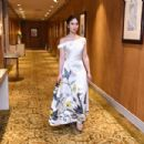 Heart Evangelista and Designer Mark Bumgarner Create Hand-Painted Couture - 454 x 303