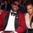 LeBron James and Savannah Brinson - 454 x 240