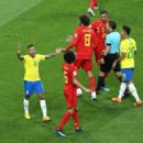 Brazil vs. Belgium: Quarter Final - 2018 FIFA World Cup Russia