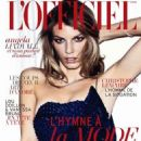 Angela Lindvall - L'Officiel Magazine Pictorial [France] (May 2011)