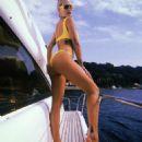 Rita Ora in Yellow Bikini – Social Pics