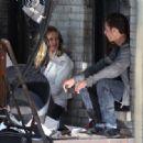 Rosie Huntington-Whiteley and Shia LaBeouf Film Scenes