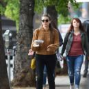Elizabeth Olsen – Out and about in LA November 2, 2017