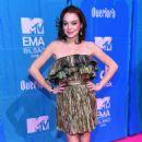 Lindsay Lohan – 2018 MTV Europe Music Awards in Bilbao - 454 x 710
