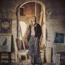 Karmen Pedaru - Harper's Bazaar Magazine Pictorial [Spain] (August 2016) - 454 x 543