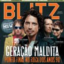 Kurt Cobain - BLITZ Magazine Cover [Portugal] (July 2017)