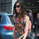 Gemma Chan – Leaving AOL Build in London - 454 x 681