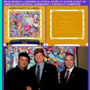 METIN BEREKETLI HONORED AS OFFICIAL ARTIST OF AUTISM SOCIETY OF AMERICA (ASA) NATIONAL CONFERENCE & EVENING OF CHAMPIONS!