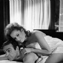 Luciana Paluzzi and Sean Connery - 454 x 252