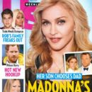 Madonna - US Weekly Magazine Cover [United States] (15 February 2015)