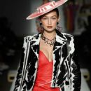 Gigi Hadid – Moschino Runway Show in Milan - 454 x 681