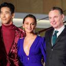 Alicia Vikander – Opening Ceremony of Tokyo International Film Festival 2019