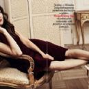 Maja Ostaszewska - Elle Magazine Pictorial [Poland] (February 2013)