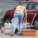 Luisa Zissman Out Shopping in Hertfordshire - 454 x 431