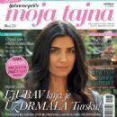 Tuba Büyüküstün - Moja Tajna Magazine Cover [Serbia] (April 2012)