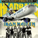 Adrian Smith, Bruce Dickinson, Dave Murray, Janick Gers, Nicko McBrain, Steve Harris - Headbang Magazine Cover [Turkey] (May 2009)