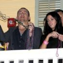 Ashley Greene and Channing Tatum partying in New Orleans (February 2)