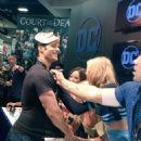 Henry Cavill- July 23, 2016- San Diego Comic Con- Surprises Suicide Squad - 454 x 611