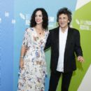 Ronnie Wood attends the