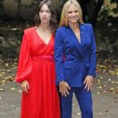 Michelle Hunziker and Aurora Ramazzotti – 'Do You Want To Bet' TV Show Photocall in Milan - 454 x 681