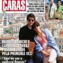 Carolina Ferraz and Murilo Benicio - 454 x 625
