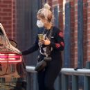 Bebe Rexha – Spotted leaving a doctor's office in Beverly Hills