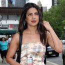 Priyanka Chopra out and about in New York City - 454 x 681