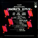 Here's Love 1963 Broadway Cast Starring Janis Paige - 454 x 448