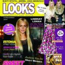Lindsay Lohan - LOOKS Magazine Cover [Indonesia] (November 2007)