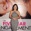 "Julia Louis Dreyfus: premiere of ""FiveYear Engagement"" as part of theTribeca Film Festival at the Ziegfeld Theatre in New York City"