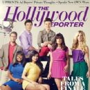 Lea Michele, Dianna Agron, Amber Riley - The Hollywood Reporter Magazine Cover [United States] (18 May 2011)