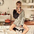 Stella Maxwell - Vogue Magazine Pictorial [Brazil] (May 2017) - 454 x 607