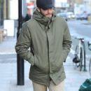 Jake Gyllenhaal's London Stroll