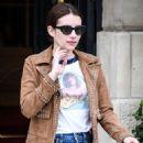 Emma Roberts – Leaving The Ritz Hotel in Paris 03/06/2019