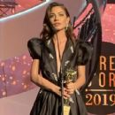 Demet Özdemir and Can Yaman : Murex D'or Awards - 454 x 429