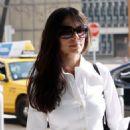 Oksana Grigorieva: Off to the Lawyer's Office