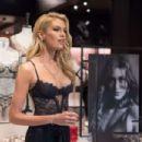 Stella Maxwell – Pictured at a Victoria's Secret Celebrates New Fall Collection in Dallas