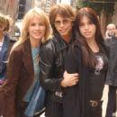 Steven Tyler and Teresa Barrick - 454 x 625
