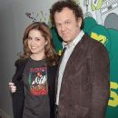 Jenna Fischer and John C. Reilly