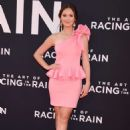 Olivia Sanabia – 'The Art Of Racing in The Rain' Premiere in Los Angeles - 454 x 654