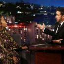 Yvette Nicole Brown at Jimmy Kimmel Live! in Los Angeles