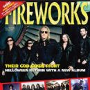 Andi Deris - Fireworks Magazine Cover [United Kingdom] (August 2015)