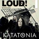 Katatonia - Loud Magazine Cover [Portugal] (June 2016)