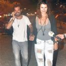 Beren Saat and Kenan Dogulu : out and about in Bodrum (August 28, 2016) - 454 x 671