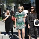 Sharon Stone – Shopping in West Hollywood