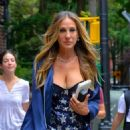 Sarah Jessica Parker – Out in New York - 454 x 572