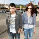 Ashley Greene & Joe Jonas: No Signs of Slowing Down